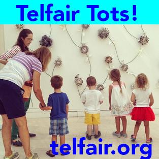 toddler preschooler art programs Savannah