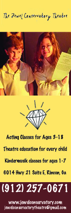 after school theater drama classes Savannah Jewel theatre