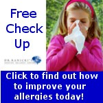 Free allergy checkup Savannah
