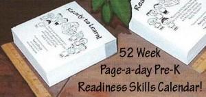 calendar-kindergarten