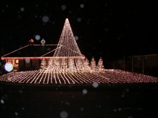 Southern Mamas » 2009 » December:182 Mills Run Drive, Savannah,Lighting