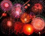 July 3 fireworks Savannah, Tybee