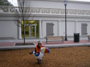 Newly reopened toddler playground at Forsyth Park includes a rocking toucan