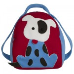 polkadot-patch-dog-backpack