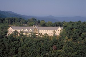Amicalola Falls State Park Lodge