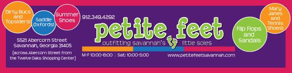 Petite Feet Savannah