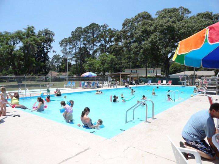 Magnolia Park Pool