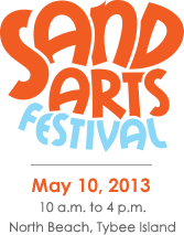SCAD Sand Arts Festival 2013
