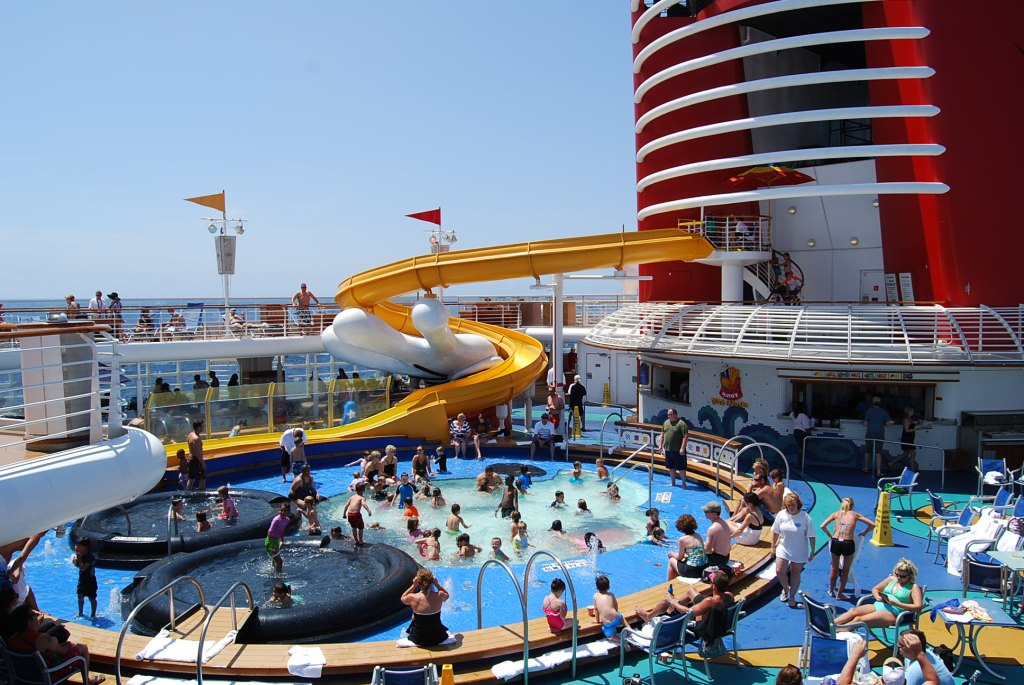 Coloring Pages Disney Cruise :