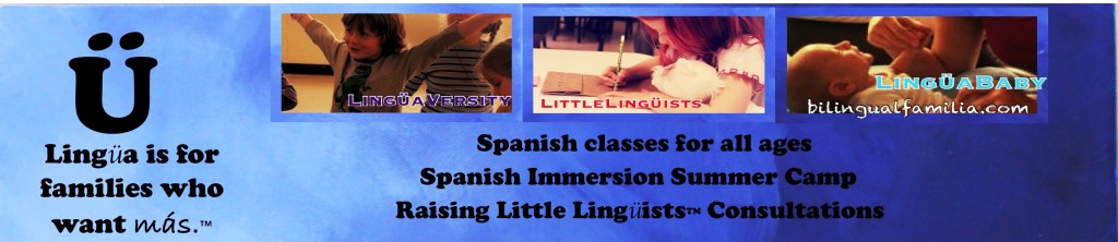 Lingua Savannah Spanish lessons for children