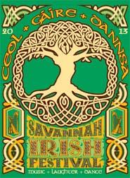 Savannah Irish Festival 2013