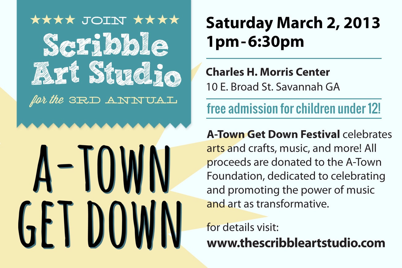 A-Town Festival in Savannah celebrates arts &amp; crafts, music; free for kids younger than 12