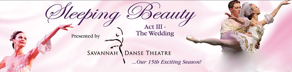Sleeping Beauty ballet Savannah Danse Theatre