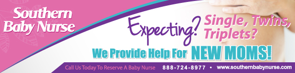 Savannah Baby In-Home Nurses for new mothers