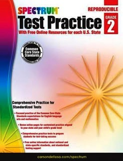 CRCT test books available at Barnett Educational Supplies, Savannah