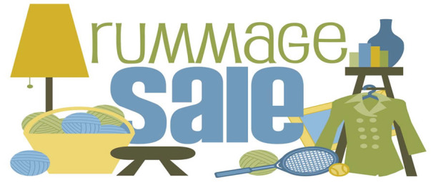 Charles Ellis Rummage Sale, March 23, Savannah 