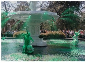 St. Patrick's Day kids' events in Savannah