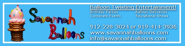 Children's Birthdays in Savannah