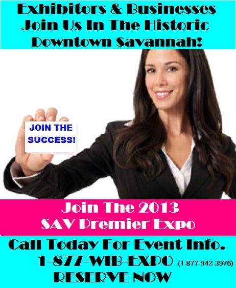Savannah Women in Business Expo in 2013