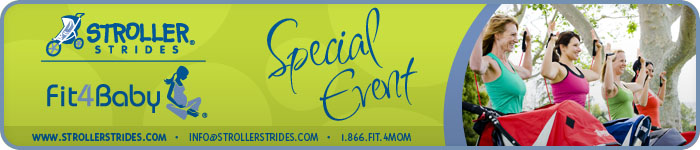 Stroller Strides® of Savannah and Giving in Love Inc. will be offering an incredible opportunity to empower a mother