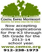 Coastal Empire Montessori Open House Savannah