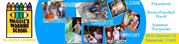 free state-funded pre-K in Savannah for 2014-15 Maggie's Morning School