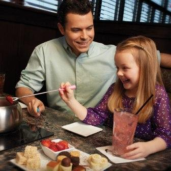 Kids Eat Free Sundays at The Melting Pot  of Savannah