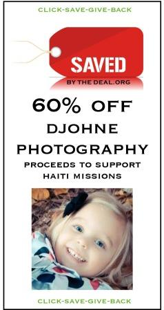 Deal on Savannah children's portraits photography