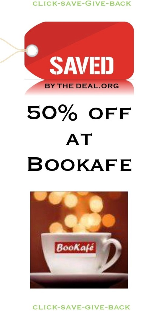 Saved by the Deal Bookafe Deal