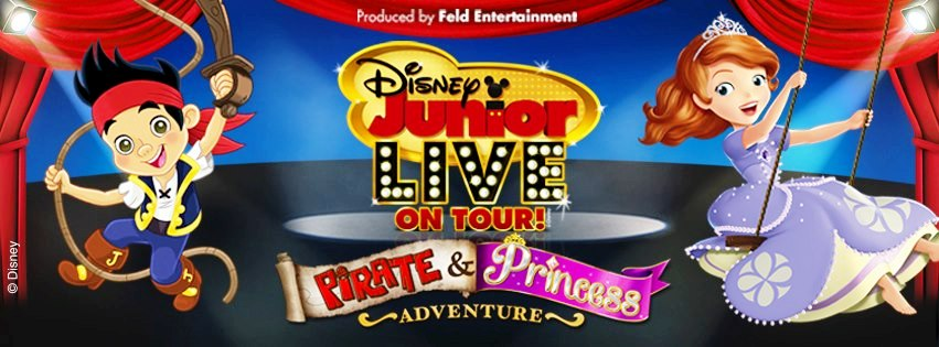 Ticket Discount on Disney Junior Live Tour in Savannah