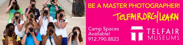 Photography summer camp for kids in Savannah