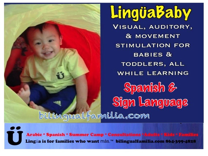 Spanish lessons for children in Savannah Pooler