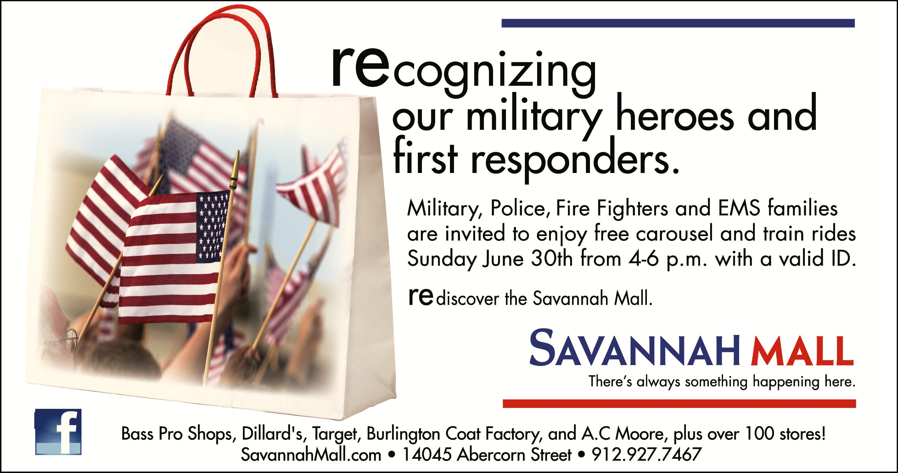 Savannah Mall Military Appreciation