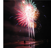 Tybee Is Fireworks Savannah Independence Day events