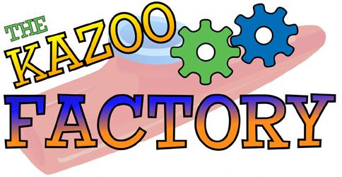 Kazoo Factory Beaufort S.C.