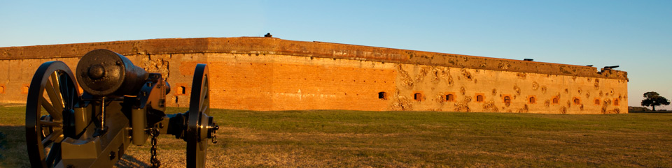 Fort Pulaski free admission Savannah