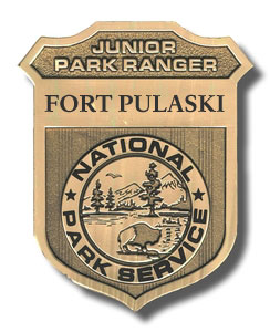 Junior Ranger programs at National Parks in Savannah, Charleston