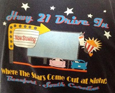 Drive-in Movie theatres in Savannah, Pooler, Beaufort, Bluffton