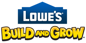 Lowes Build and Grow logo Sept 2013