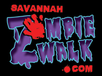 Savannah Zombie Walk Free costume makeup