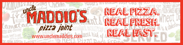 Uncle Maddio's kid-friendly pizza joint in Savannah