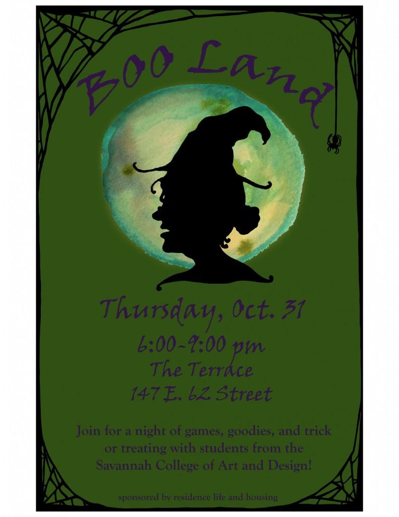 BooLand 2013 FREE Halloween events in Savannah