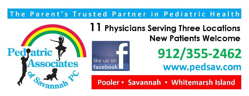 Savannah Pediatricians Pediatric Associates of Savannah