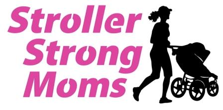 Stroller Strong moms pink