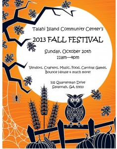 Talahi Island Fall 2103 Fest