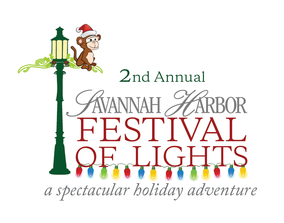 Savannah Harbor Festival of Lights 2013