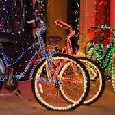 Toure de Lights Bike Parade Tybee Island 2013