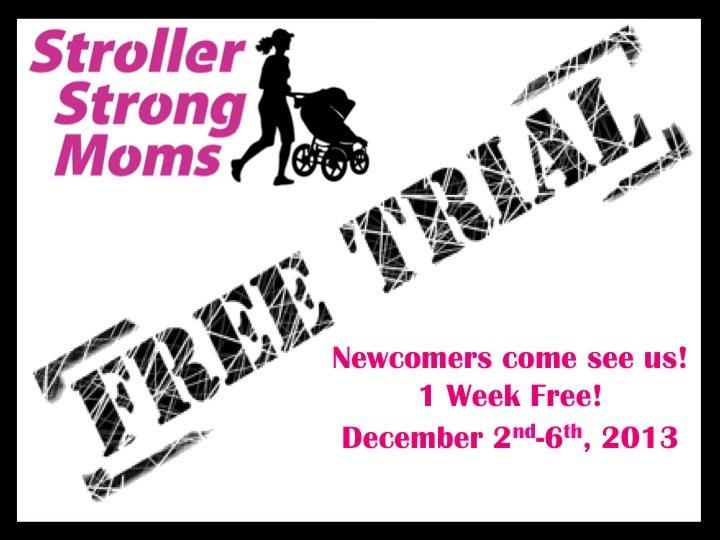 Stroller Strong Moms Savannah workouts