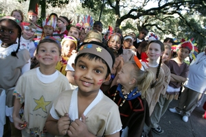 Georgia Day Parade Savannah 2014
