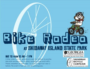 Bike Rodeo in Savannah